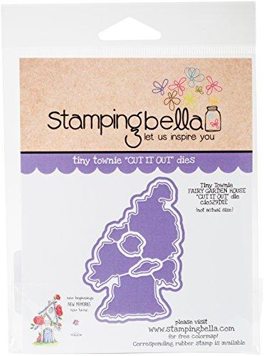 - Stamping Bella CIO529DIE Cut It Out Dies-Fairy Garden House
