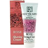 Geo F Trumper Shave Cream - Rose 75gm Tube