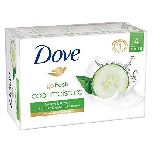 Dove fresh Beauty Cucumber Green
