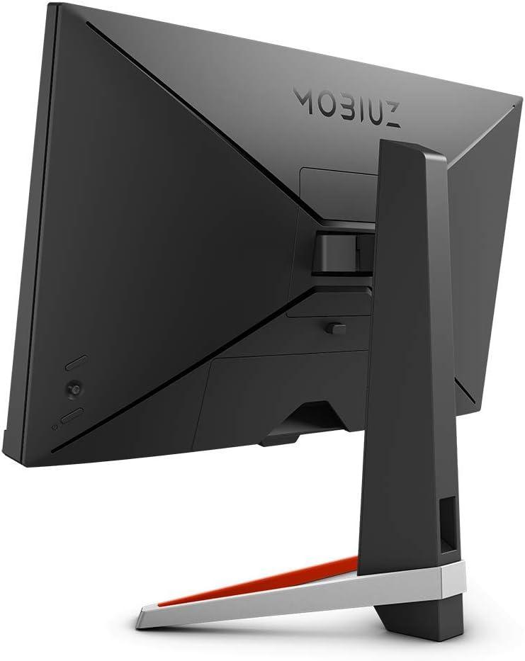 "BenQ MOBIUZ EX2510 – Monitor Gaming de 24.5"" Full HD, HDRi IPS, 144Hz, 1ms, AMD FreeSync Premium, Gris Oscuro: Amazon.es: Informática"