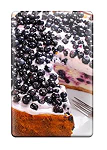 Gary L. Shore's Shop Cheap 3268024I33285052 Sanp On Case Cover Protector For Ipad Mini (blueberries Cake)