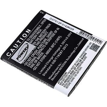 Premium Batería para Nokia Tesla, ion de litio, 3,8 V ...