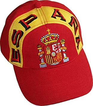 A chacun son Pays Gorra - Collection Supporter fútbol - España ...