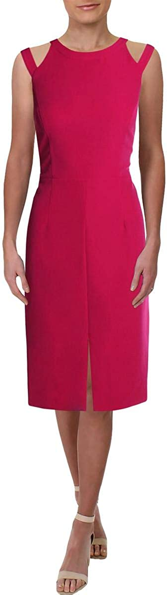 Laundry by Shelli Segal Women's Cut Out Core Cocktail Dress