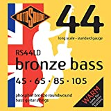 Rotosound RS44LD Phosphor Bronze Bass Guitar Strings (45 65 85 105)
