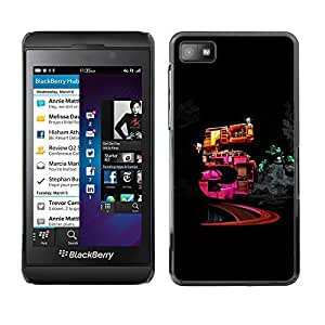 GagaDesign Phone Accessories: Hard Case Cover for Blackberry Z10 - 5