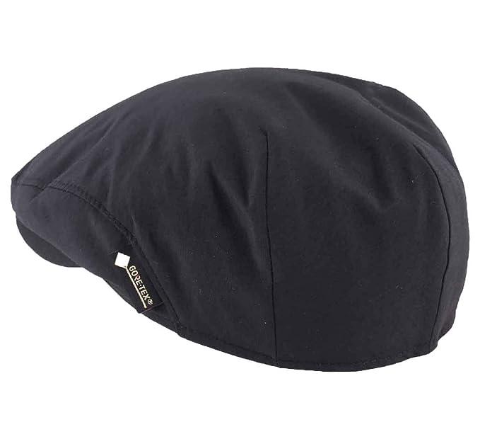 61139e60294 Wegener Men s Gore-Tex Full Protect Flat Cap at Amazon Men s Clothing store