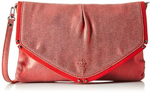 Mila Louise Liv Spark, bolsa incluida Rojo - Rouge (Vermillon)