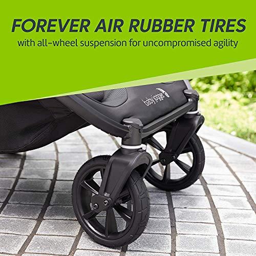 51EYw23PoAL - Baby Jogger City Mini GT2 Double Stroller, Jet