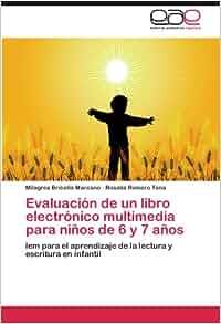 Evaluación de un libro electrónico multimedia para niños de ...