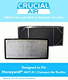 Best CRUCIAL AIR Air Purifiers With Hepa Filters - High Quality Honeywell HHT-011 Air Purifier Filter Kit Review