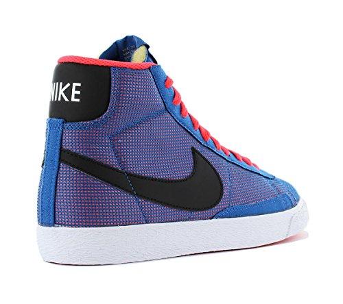 Sneakers Chaussures Junior Blazer 35 Nike Mode Enfant Mid Nike Bleu Vintage Suede Bleu Cuir gs BqHTHFIwX