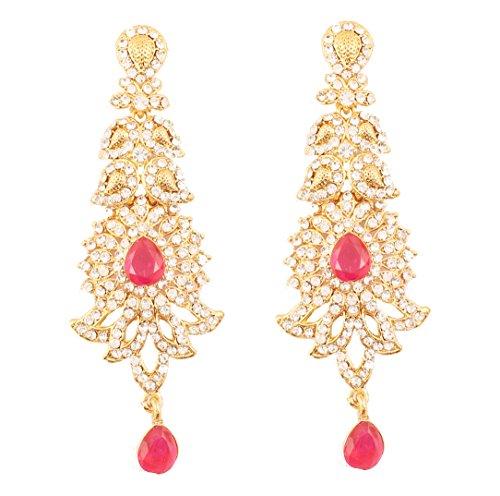 Indian Earrings Designer (NEW! Touchstone