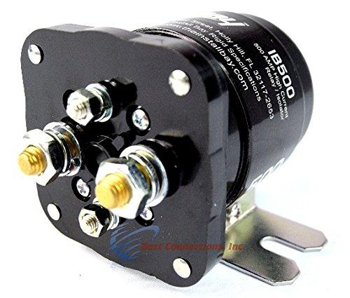 battery isolator kit - 5