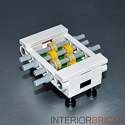 Amazon Lego Furniture Foosball Table Custom Set With