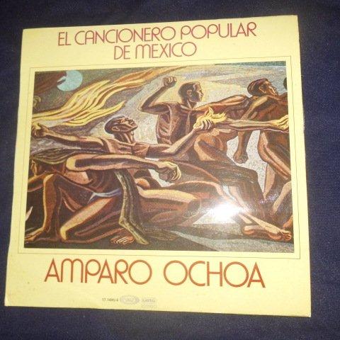 Cancionero Popular, El (Amparo Ochoa La Maldicion De La Malinche)