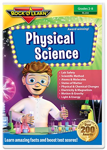 Physical Science DVD by Rock