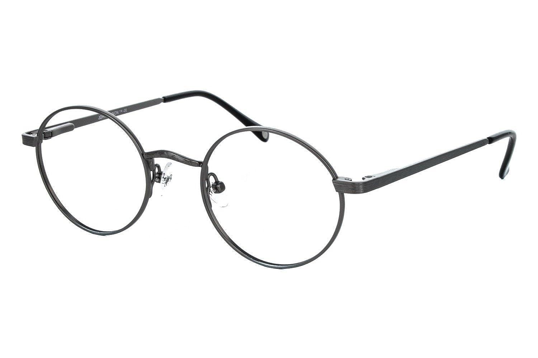 Amazon.com: John Lennon JL 310 Mens Eyeglass Frames - Pewter: Clothing