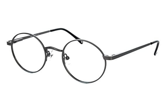 767c0ce7b1 Amazon.com  John Lennon JL 310 Mens Eyeglass Frames - Pewter  Clothing