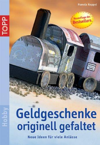 Geschenk basteln eisenbahn