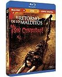 El Retorno De Los Malditos  (Bd+Dvd+Cop Dig) [Blu-ray]