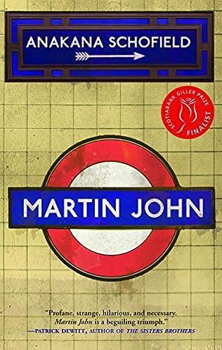 book cover of Martin John