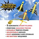 Stomp Rocket The Original Stunt Planes Refill Pack