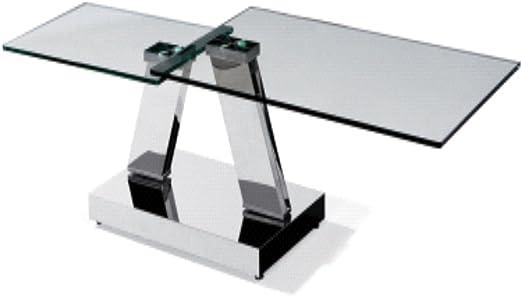 SHINE MOUNT Mueble de Cristal Templado Rectangular de Espejo de ...