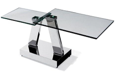 SHINE MOUNT Mueble de Cristal Templado Rectangular de Espejo ...