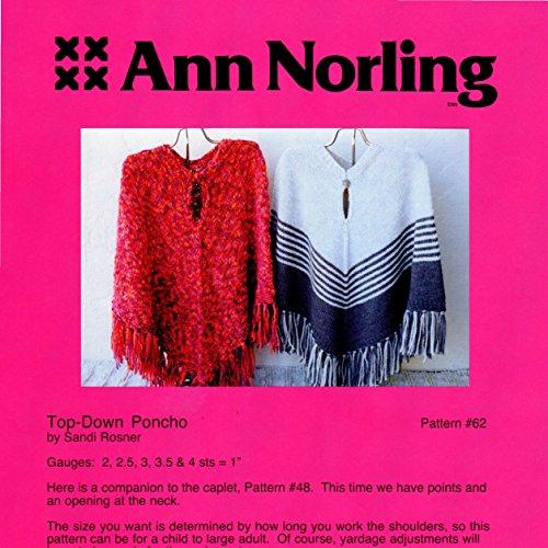 Ann Norling Pattern #61 Stocking Cap