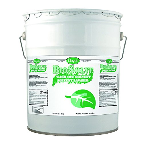 Biosolve - Label & Adhesive Remover, 77320, 20 L pail (5.25 gal) by Biosolve