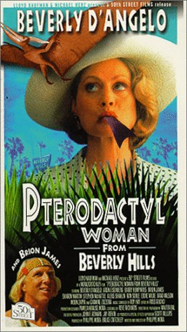 Beverly Manor - Pterodactyl Woman From Beverly Hills [VHS]