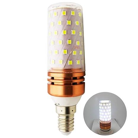 Bombilla LED tipo maíz (E14, 16 W, repuesto para bombillas halógenas de 160