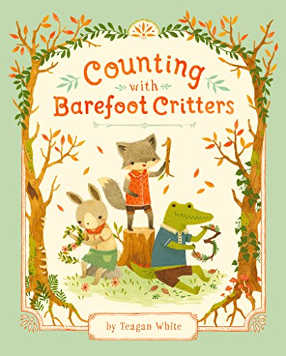 (Counting with Barefoot Critters)