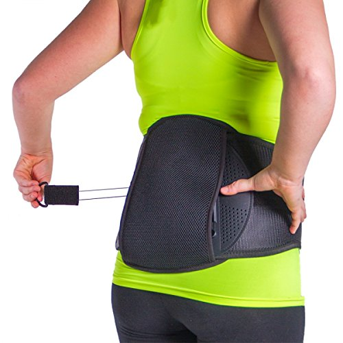 Spondylolysis & Spondylolisthesis Treatment Back Brace Stabilizer Corset-M