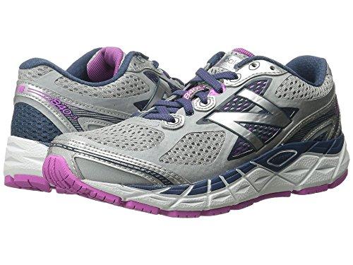 悲劇的な規制する豊富な(ニューバランス) New Balance レディースランニングシューズ?スニーカー?靴 840v3 White/Purple 6 (23cm) D - Wide