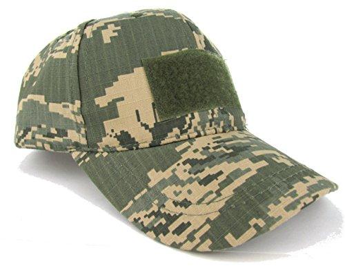 Trooper Clothing Kids 6 Panel Tactical Cap,ABU Tiger Stripe, ABU Tiger Stripe, One Size - Abu Cap