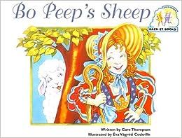 Bo Peep's Sheep (Pair-It Books)