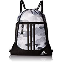 adidas Alliance II Sack Pack, One Size, Data Camo White/Black/White