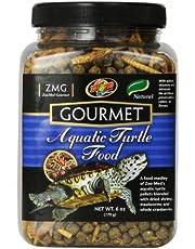 Zoo Med Gourmet Aquatic Turtle Food, 6-Ounce