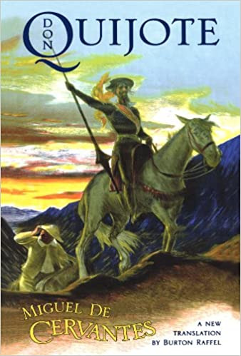 Book Don Quijote: The History of that Ingenious Gentleman, Don Quijote de la Mancha