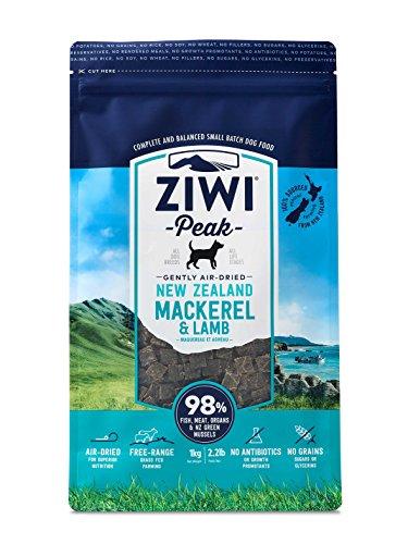 ZiwiPeak ZPDDM1000P Mackerel & Lamb 2.2lbs