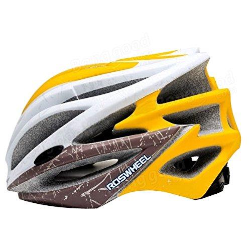 Bazaar Casque de bicyclette de route de roswheel 91588 eps mtb avec 22 bouches