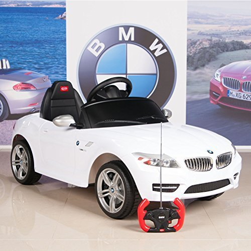 Kids Ride On Car BMW Z4 6V Battery Powered Wheels with Remot