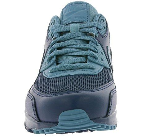 Nike - Zapatillas de Piel para hombre azul azul