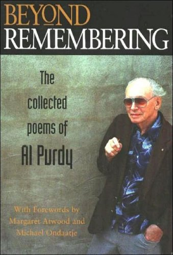 Beyond Remembering: The Collected Poems of Al Purdy by Brand: Harbour