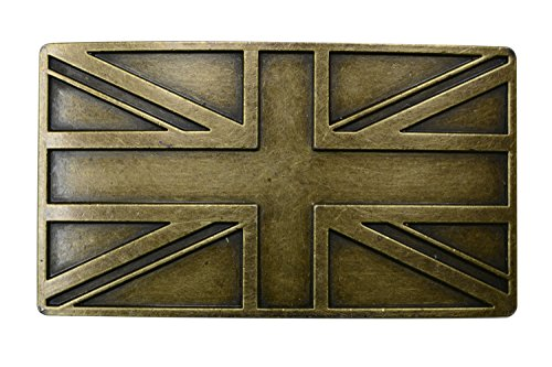 union jack belt buckle - 2