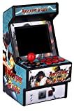 Golden Security Mini Arcade Game Machine RHAC01 2.8Inch 156 Classic Handhold Games Portable