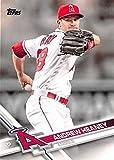 Baseball MLB 2017 Topps #444 Andrew Heaney Angels