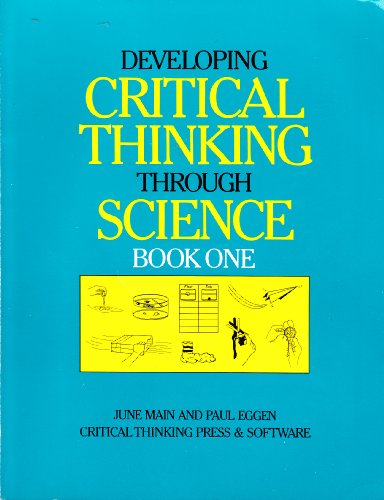 thinking in science: